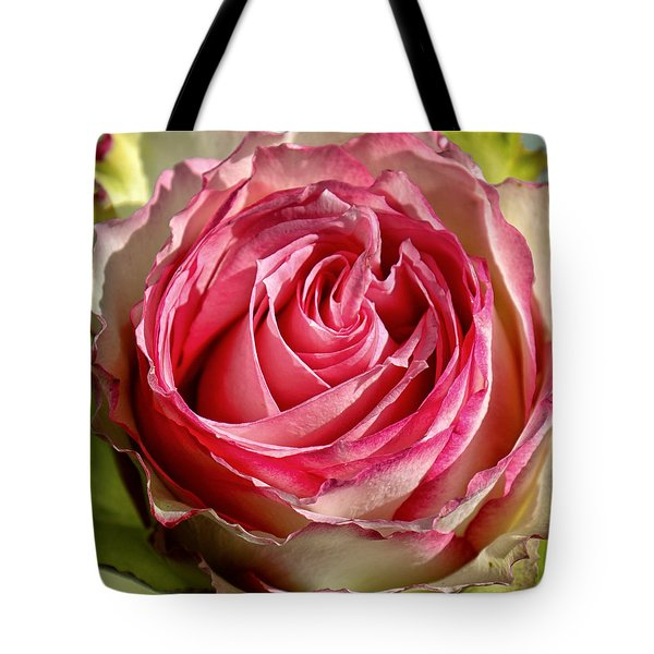 In The Pink Tote Bag by Lauri Novak