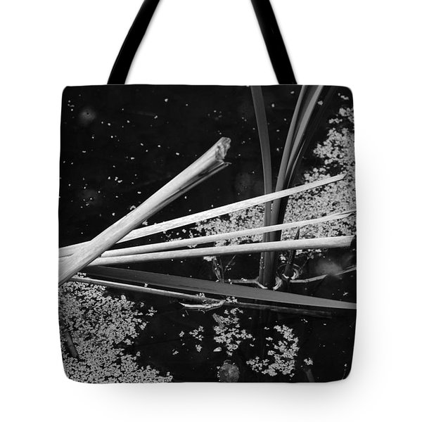 In The Pond Asian Influence Tote Bag by Kathleen Grace