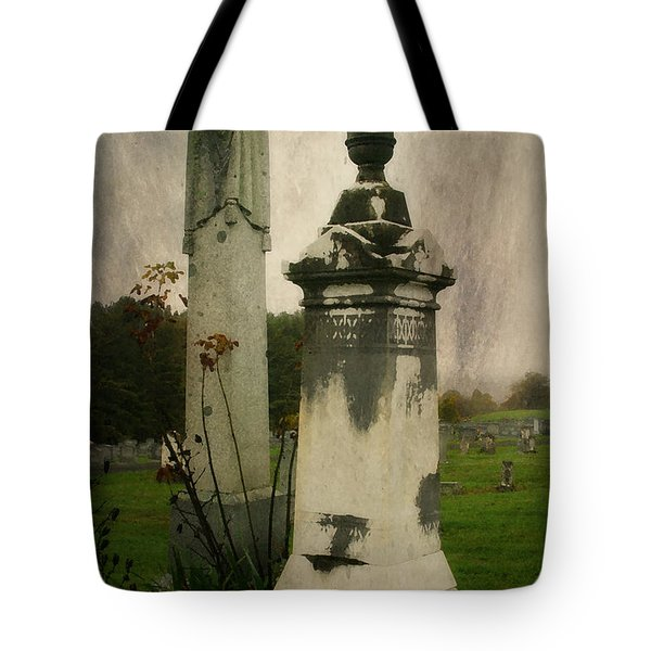 Tote Bag featuring the photograph In The Silence by Joan Bertucci