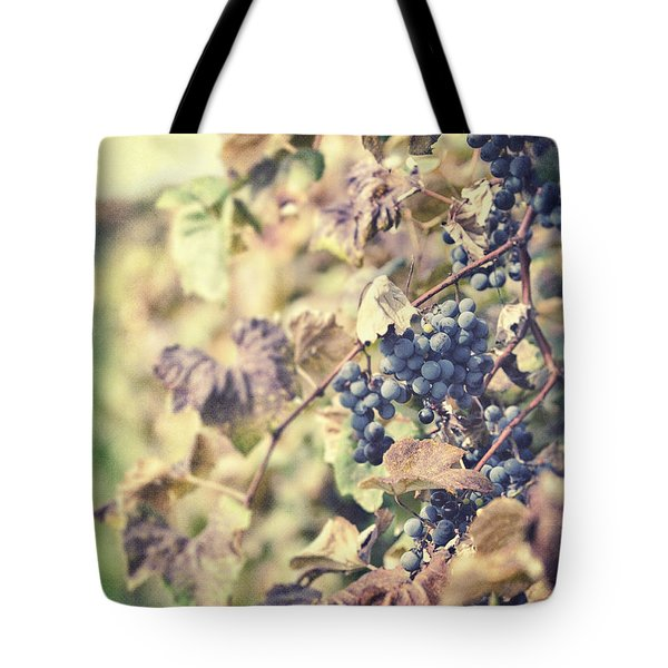 In The Vineyard Tote Bag by Lisa Russo