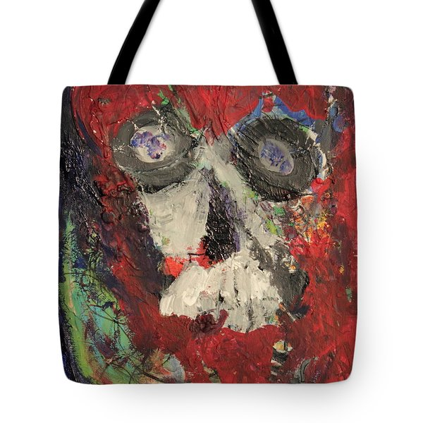 In The Way Of Sin Tote Bag