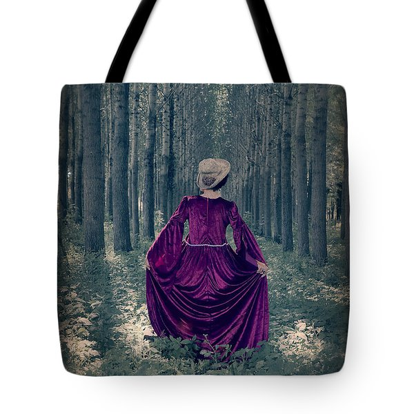 In The Woods Tote Bag by Joana Kruse