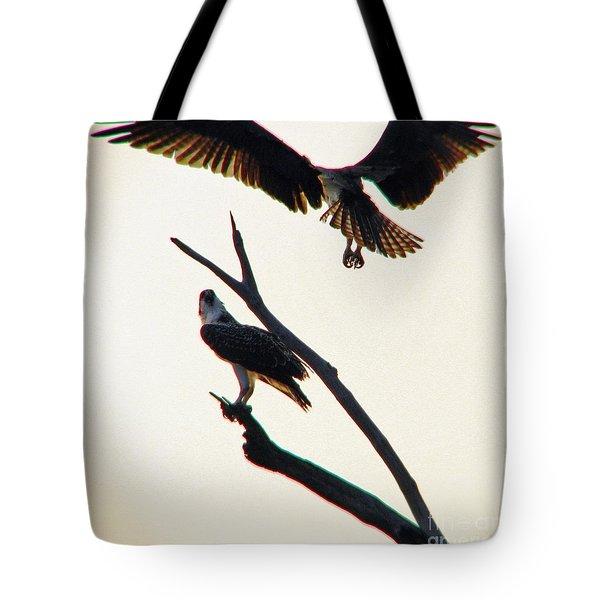 Incoming Tote Bag by Beth Phifer