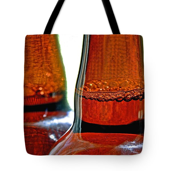 India Pale Ale Tote Bag by Bill Owen