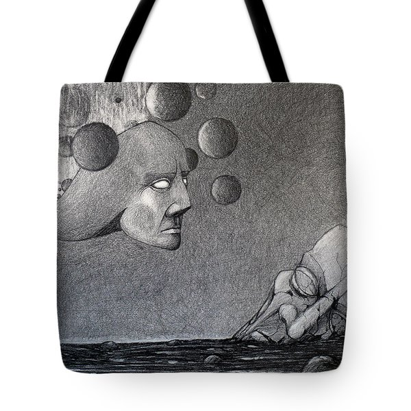 Infinity Of The Universe Tote Bag