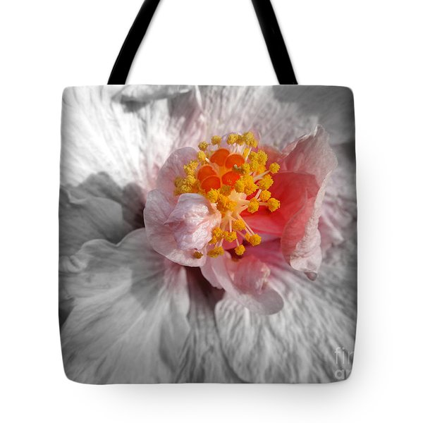Inner Glow Tote Bag by Renee Trenholm