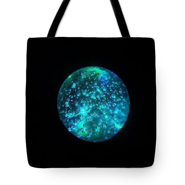 Tote Bag featuring the mixed media Innersphere by YoMamaBird Rhonda