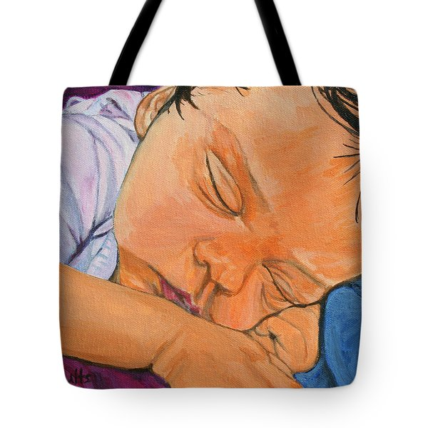 Innocence Tote Bag by Wendy Shoults