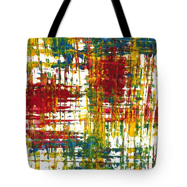 Inside My Garden 161.110411 Tote Bag