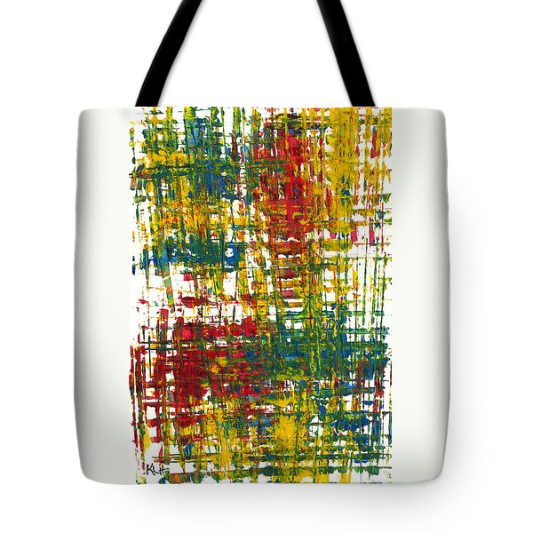 Inside My Garden II 162.110411  Tote Bag