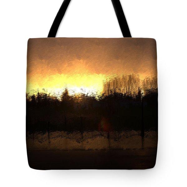 Insomnia II Tote Bag