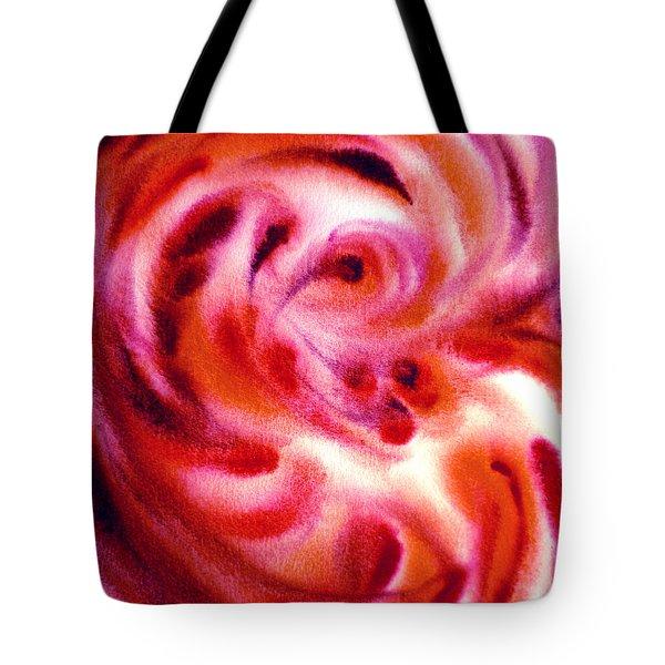 Inspiration Three C Tote Bag by Irina Sztukowski