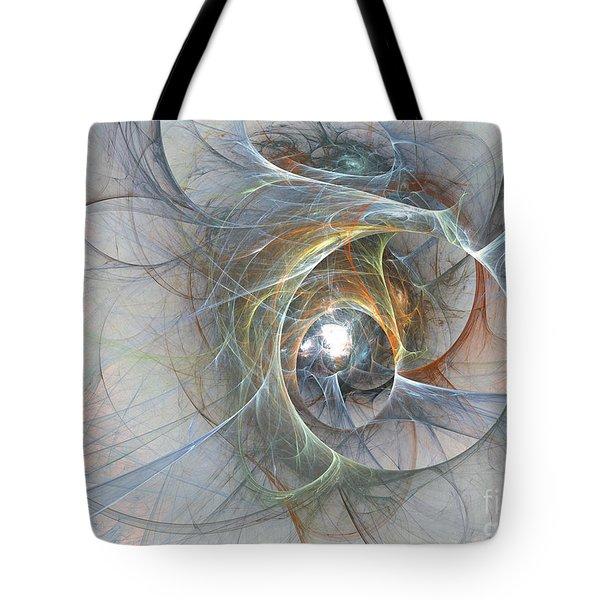 Interwoven Tote Bag