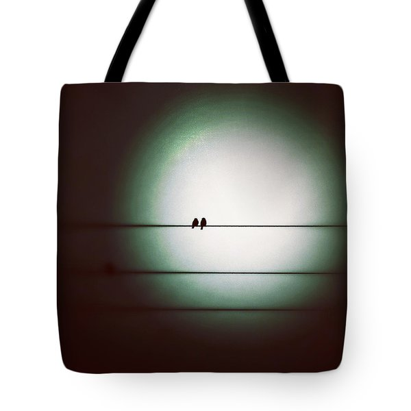 Into The Light - Instagram Photo Tote Bag by Marianna Mills