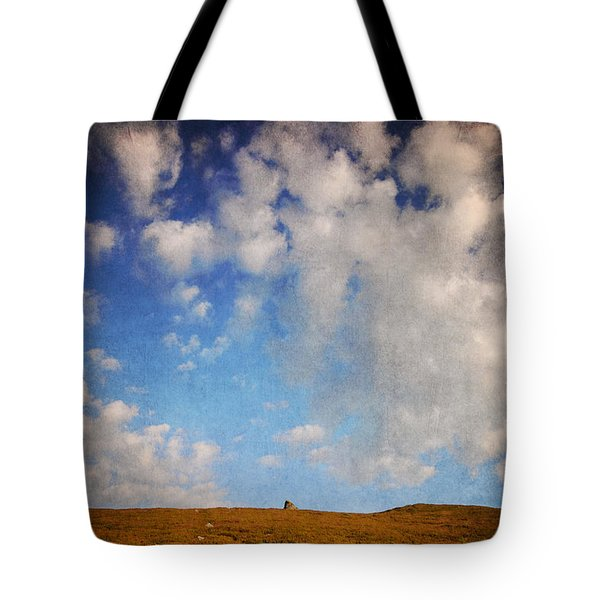Tote Bag featuring the photograph Into The Nowhere by Laura Melis