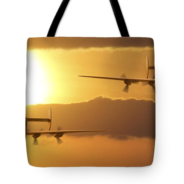 Into The Sun 2 Tote Bag