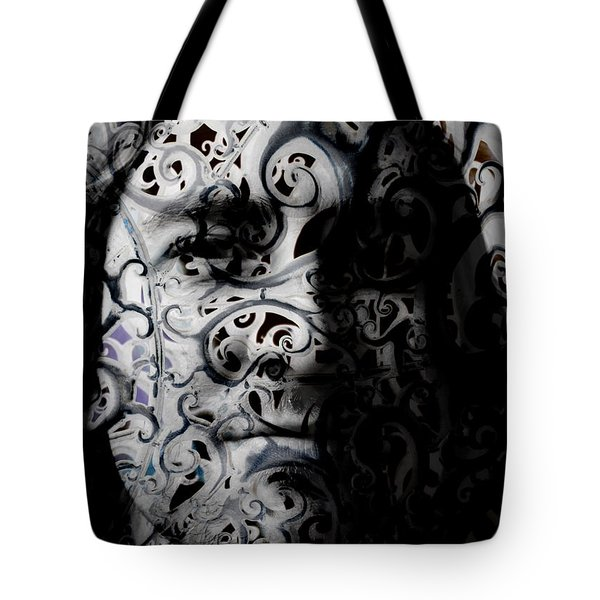 Intrigue Tote Bag by Christopher Gaston