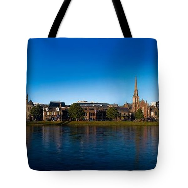 Inverness Waterfront Tote Bag