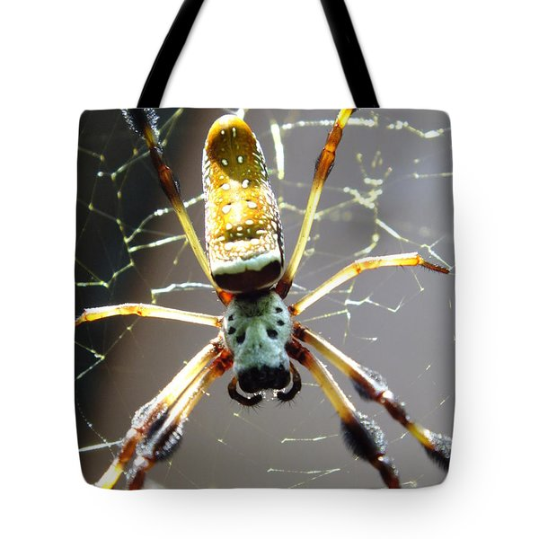 Invitation To Dinner Tote Bag by Karen Wiles