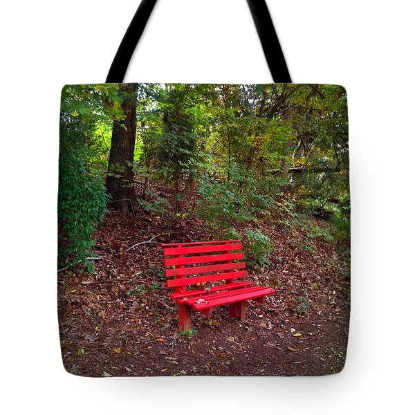Inviting Tote Bag by Janice Spivey