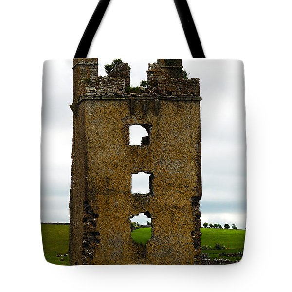 Ireland- Castle Ruins II Tote Bag