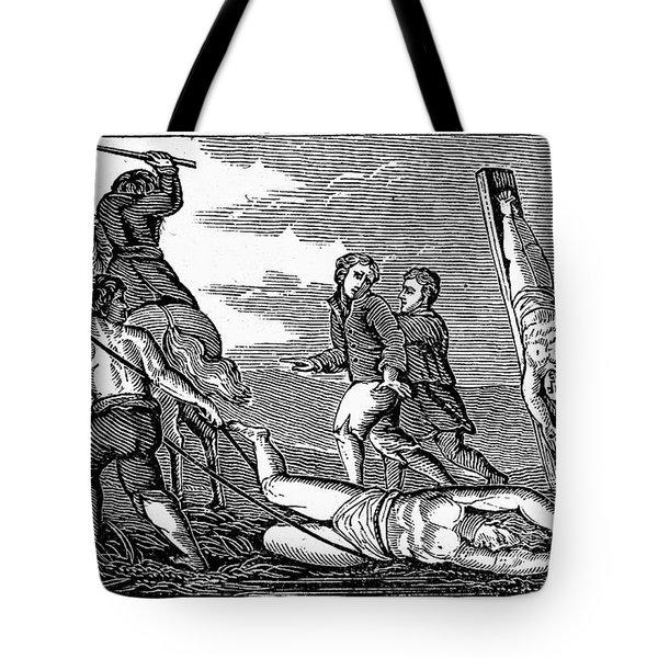 Ireland: Cruelties, C1600 Tote Bag by Granger