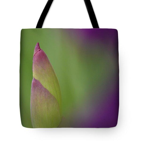 Iris-istible 1 Tote Bag