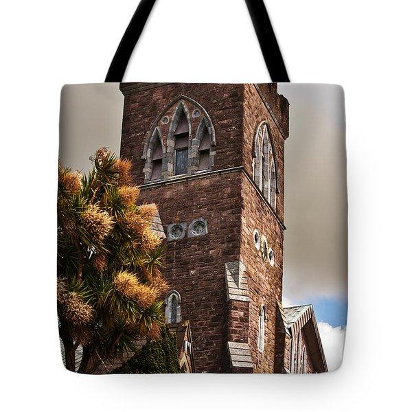 Irish Church Tote Bag