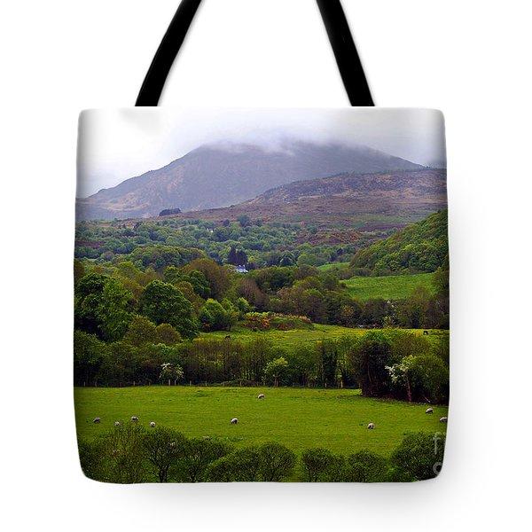 Irish Countryside II Tote Bag