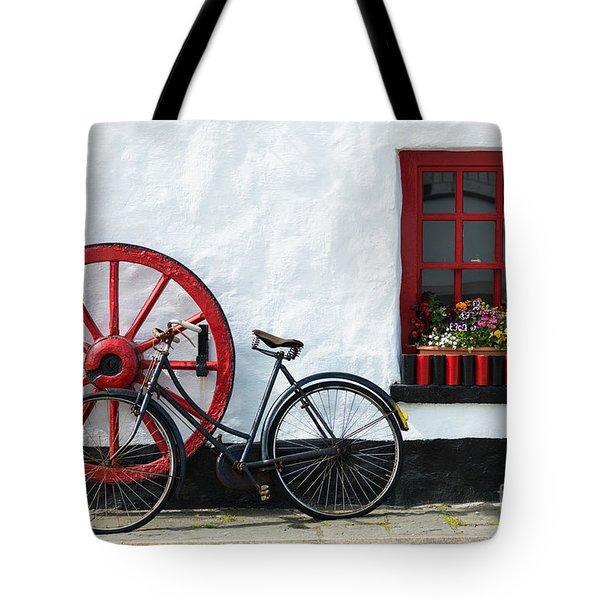 Irish Pub Tote Bag
