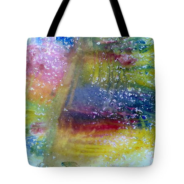 Irish Weather Tote Bag by Tis Art