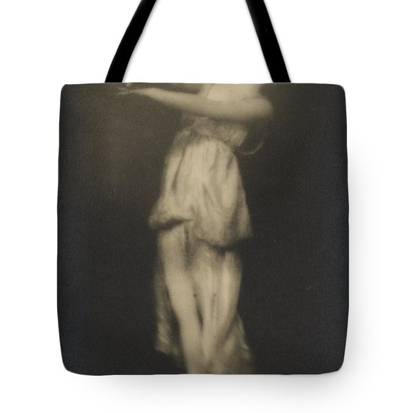 Irma Duncan Tote Bag by Arnold Genthe