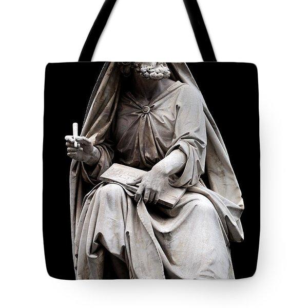 Isaiah Tote Bag by Fabrizio Troiani