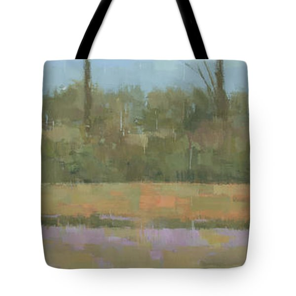 Island Twins Tote Bag by Steve Mitchell