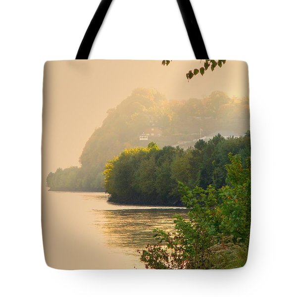 Islands In The Stream II Tote Bag