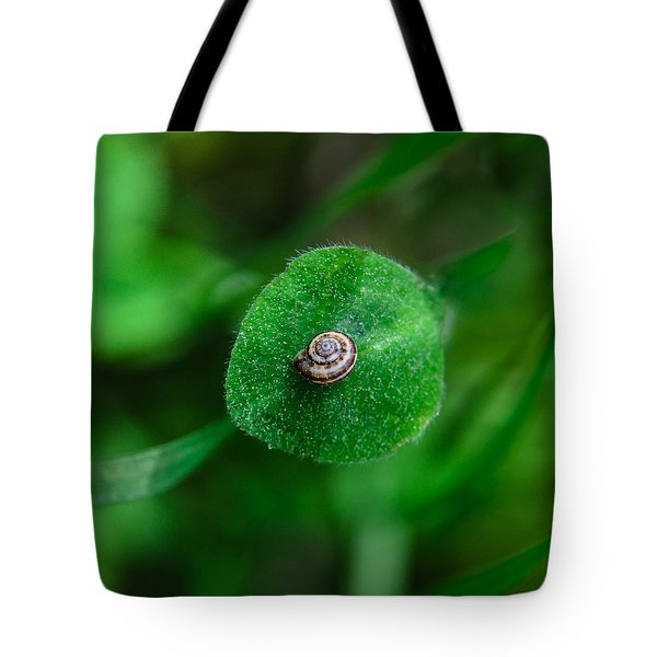 Tote Bag featuring the photograph Islet by Michael Goyberg