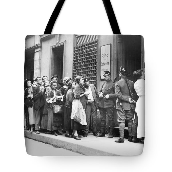 Isnt Life Wonderful, 1924 Tote Bag by Granger