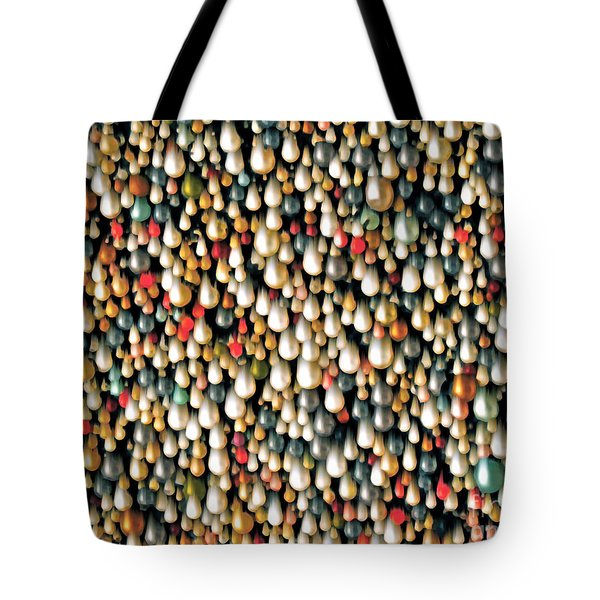 It Is What You Think It Is Tote Bag by Gwyn Newcombe