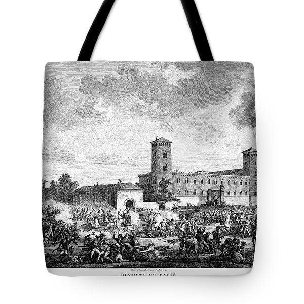 Italian Campaign, 1796 Tote Bag by Granger