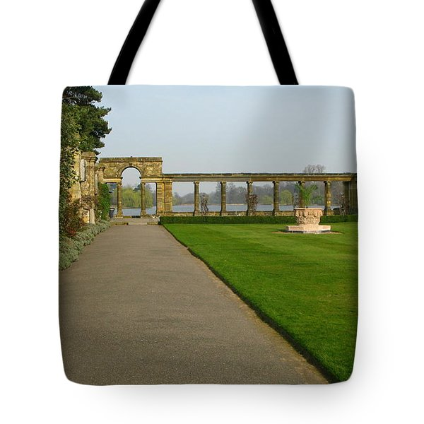 Italian Gardens Tote Bag by Maria Joy