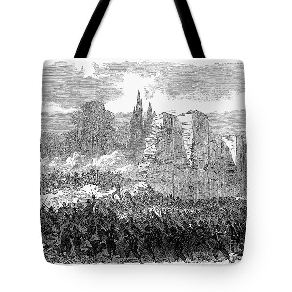 Italy: Unification, 1870 Tote Bag by Granger
