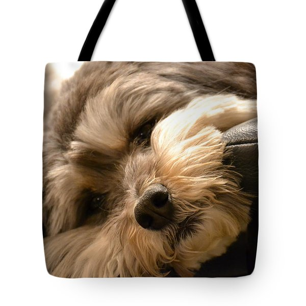 It's Been A Long Day Tote Bag
