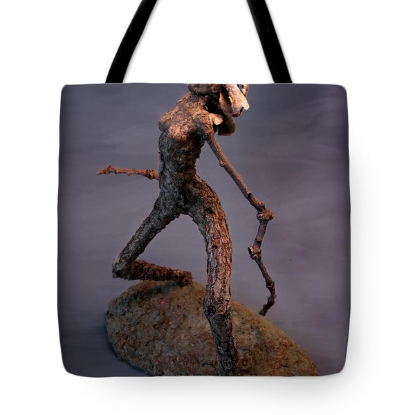 It's Not Nice To Fool Mother Nature Tote Bag by Adam Long