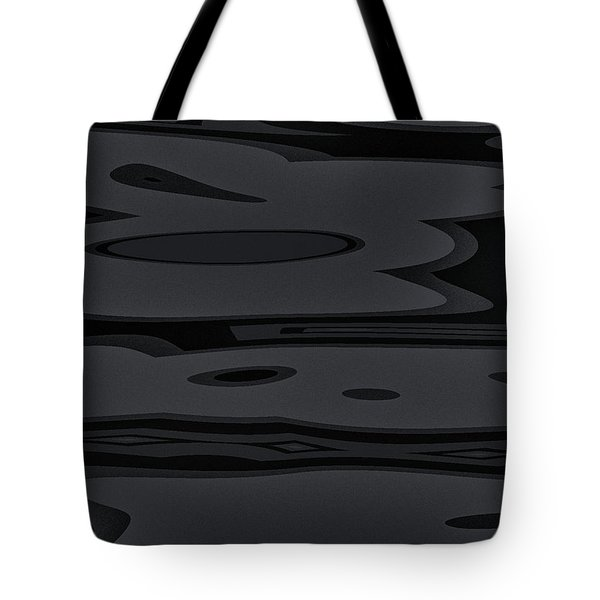 Tote Bag featuring the digital art Iturortu by Jeff Iverson