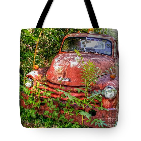 I've Towed My Last Tow.. Tote Bag