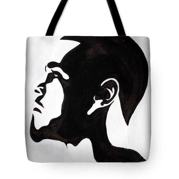 J. Cole Tote Bag by Michael Ringwalt