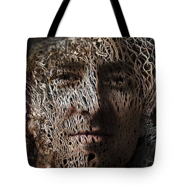 Jack In The Green Tote Bag by Christopher Gaston