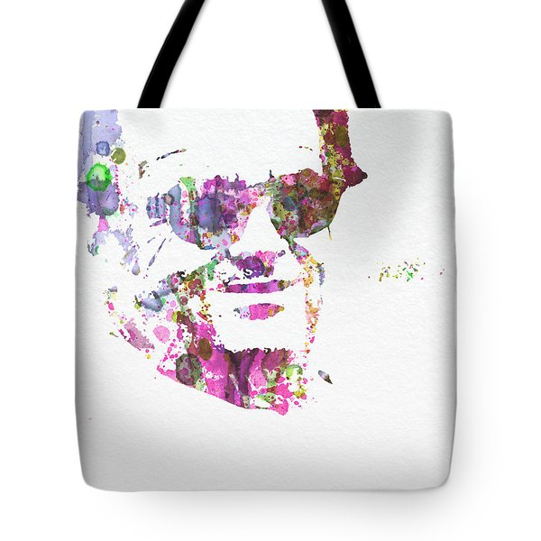 Jack Nicolson 2 Tote Bag by Naxart Studio