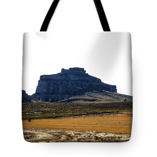 Jailhouse Rock And Courthouse Rock Tote Bag