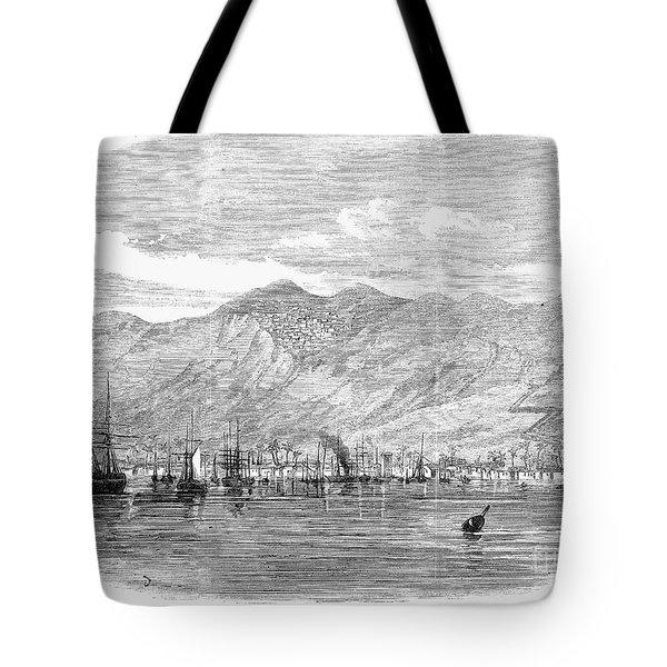Jamaica: Kingston, 1865 Tote Bag by Granger